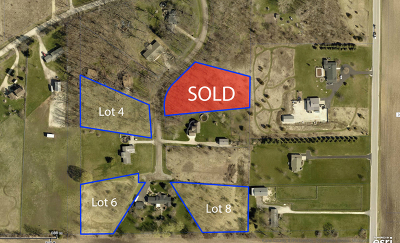 Maple Park Residential Lots & Land For Sale: 3 Lots Ramm Woods Drive