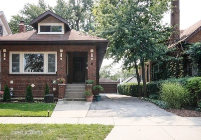 Chicago IL Single Family Home Re-Activated: $260,000