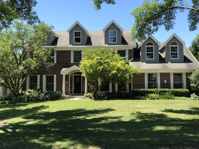 Darien Single Family Home For Sale: 1925 Kimberly Court