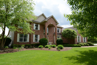 Hampshire Single Family Home For Sale: 15n927 Pheasant Fields Lane