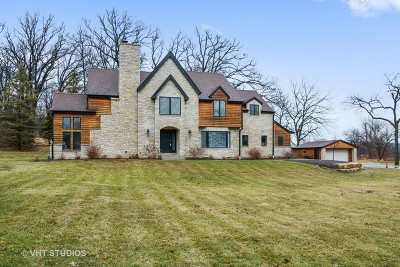 Elburn Single Family Home For Sale: 43w842 Main Street Road