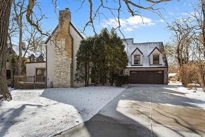 Highland Park Single Family Home For Sale: 1167 Glencoe Avenue