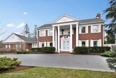 Barrington Hills Single Family Home For Sale: 429 Caesar Drive