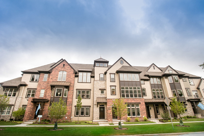 Libertyville Condo/Townhouse For Sale: 632 Parkside Court