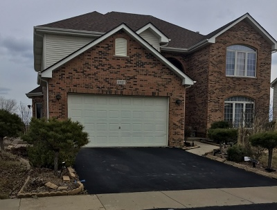 Matteson Single Family Home Contingent: 21127 Alessandra Drive