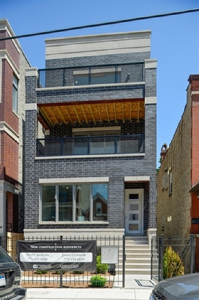 Multi Family Home For Sale: 3049 North Clybourn Avenue