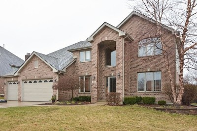 Orland Park Single Family Home For Sale: 13716 Tallgrass Trail