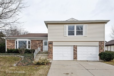 Bartlett Single Family Home For Sale: 1139 Washington Street
