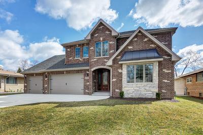 Oak Lawn Single Family Home For Sale: 9809 South 51st Avenue