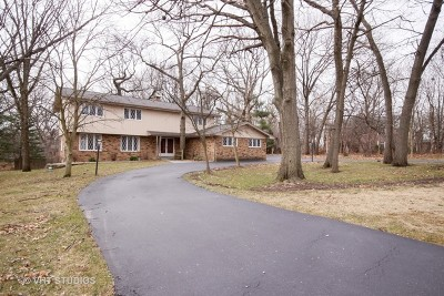 Palos Park Single Family Home For Sale: 16 Fox Lane