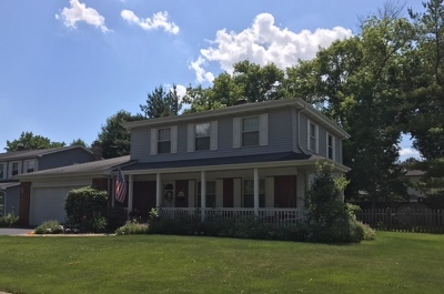 Libertyville Single Family Home For Sale: 635 Nordic Court