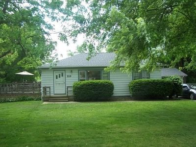 Warrenville Single Family Home For Sale