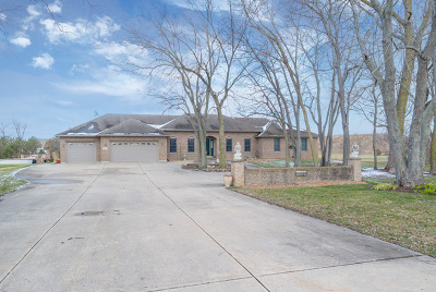 Morris Single Family Home For Sale: 1855 North Paradise Cove
