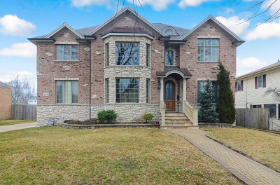 Lombard Single Family Home For Sale: 568 South Stewart Avenue