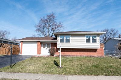 Woodridge Single Family Home New: 7712 Crabtree Court
