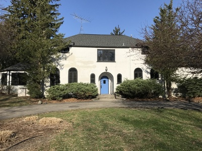 Barrington Hills Rental For Rent: 340 Oak Knoll Road
