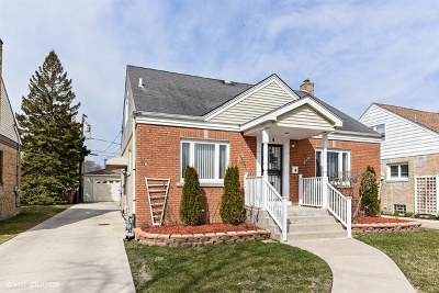 North Riverside Single Family Home For Sale: 2536 South 2nd Avenue