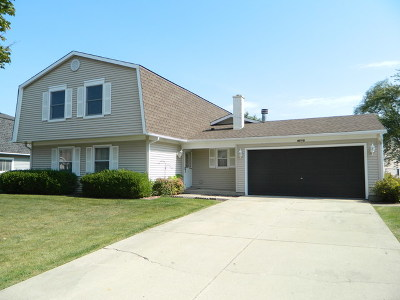 Hoffman Estates Single Family Home For Sale: 4573 Crab Orchard Drive