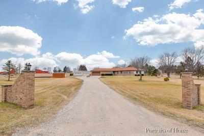 Dekalb Single Family Home For Sale: 23035 Lucas Road