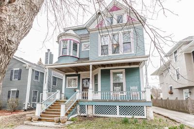 La Grange Single Family Home For Sale: 205 South Catherine Avenue