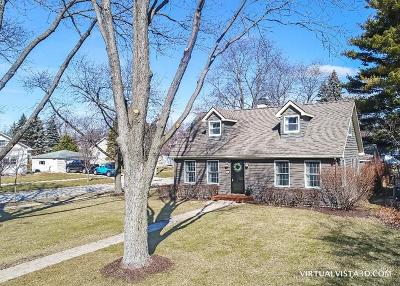 Lombard Single Family Home Contingent: 448 West Meadow Avenue