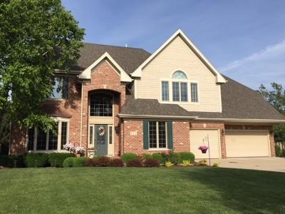 Westmont Single Family Home Price Change: 725 Kristin Court