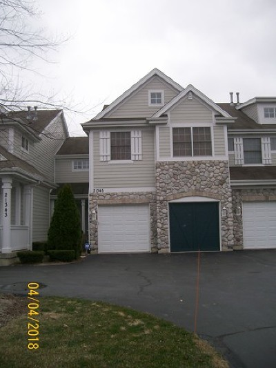 Frankfort Condo/Townhouse Price Change: 21345 Windy Hill Drive #21345