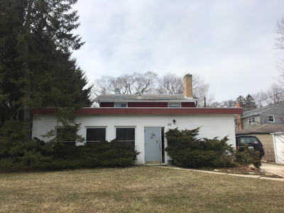 Lake Forest Single Family Home For Sale: 50 South Maywood Road