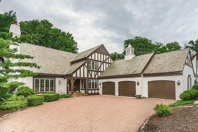Burr Ridge Single Family Home For Sale: 202 Burr Ridge Club Drive