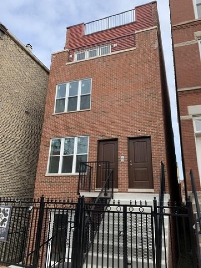 Condo/Townhouse For Sale: 1309 North Bosworth Avenue #1