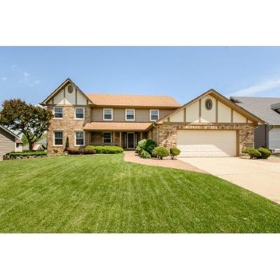 Hoffman Estates Single Family Home For Sale: 3875 Bernay Lane