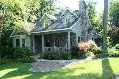 Island Lake Single Family Home For Sale: 3487 Burr Oak Lane