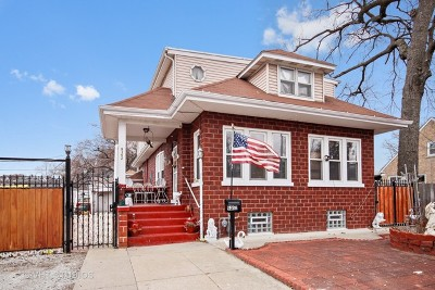Oak Lawn Single Family Home For Sale: 9352 South 51st Avenue