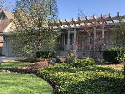 Clarendon Hills Single Family Home New: 67 Sheridan Avenue