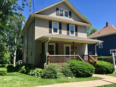 Wheaton Multi Family Home For Sale: 417 South Hale Street