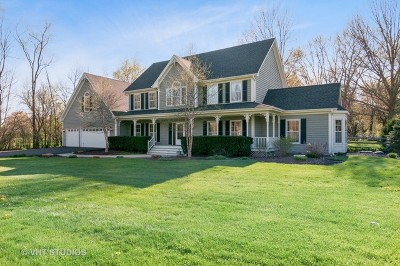 Wheaton Single Family Home Contingent: 1s660 Shaffner Road
