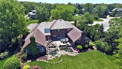 Du Page County Single Family Home For Sale: 1607 Midwest Club Parkway