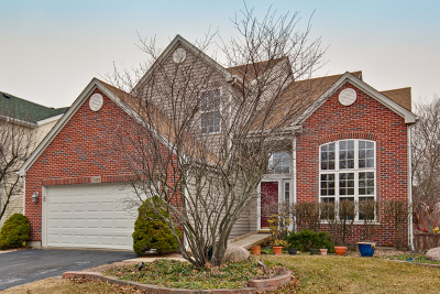 Crystal Lake Single Family Home Re-Activated: 1569 Autumncrest Drive