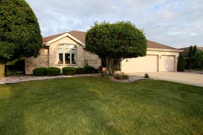 Mokena Single Family Home Price Change: 19553 Kevin Lane