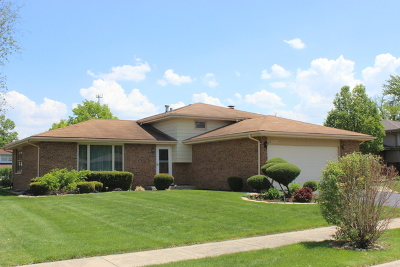 Crestwood Single Family Home For Sale: 13741 Crestview Court
