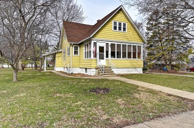 Gardner Single Family Home For Sale: 105 South Peck Street