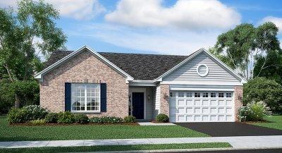 Algonquin Single Family Home Price Change: 2321 Indigo Lane