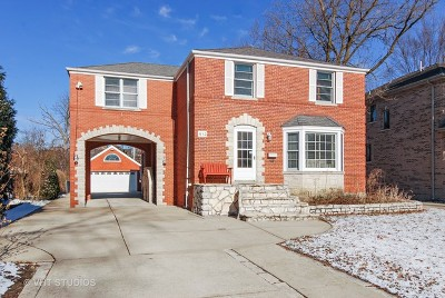 Riverside Single Family Home For Sale: 412 Uvedale Road