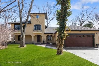 Highland Park Single Family Home For Sale: 918 Rollingwood Road