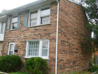 Kankakee Condo/Townhouse For Sale: 172 South Hillcrest Avenue