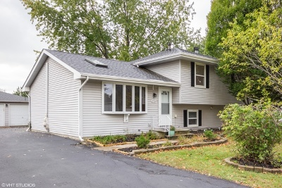 Joliet Single Family Home Re-Activated: 2904 Streitz Drive