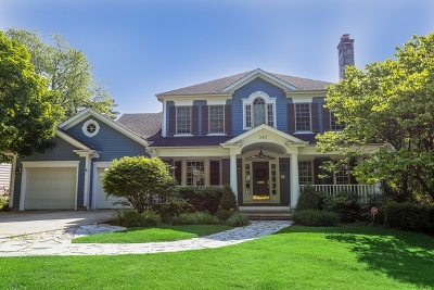 Clarendon Hills Single Family Home For Sale: 245 Powell Street