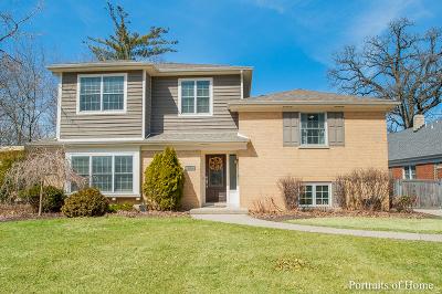 Riverside Single Family Home Price Change: 340 Fairbank Road