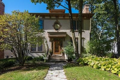 Winnetka Single Family Home For Sale: 564 Arbor Vitae Road
