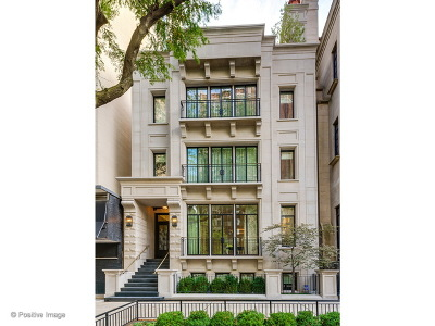 Chicago Single Family Home For Sale: 25 East Cedar Street